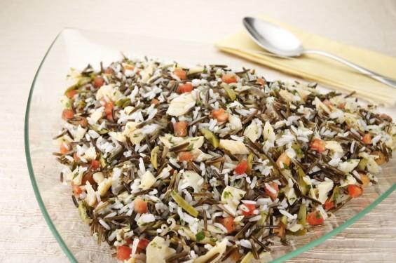 Como preparar o arroz selvagem gastrovia turismo e for Como cocinar arroz